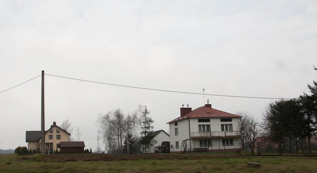 Дорога Украина-Польша