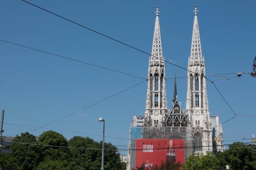 Обетная церковь в Вене