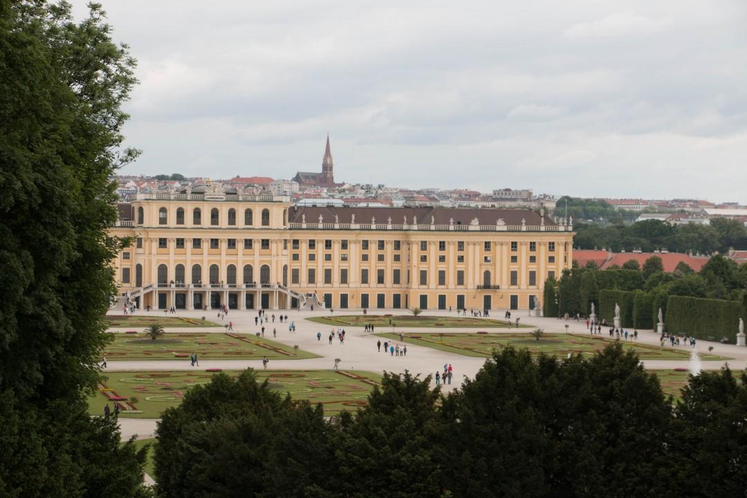 Уик-енд в Вене