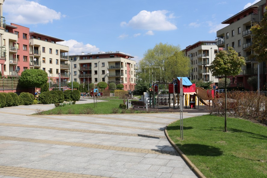 Детские площадки в Польше
