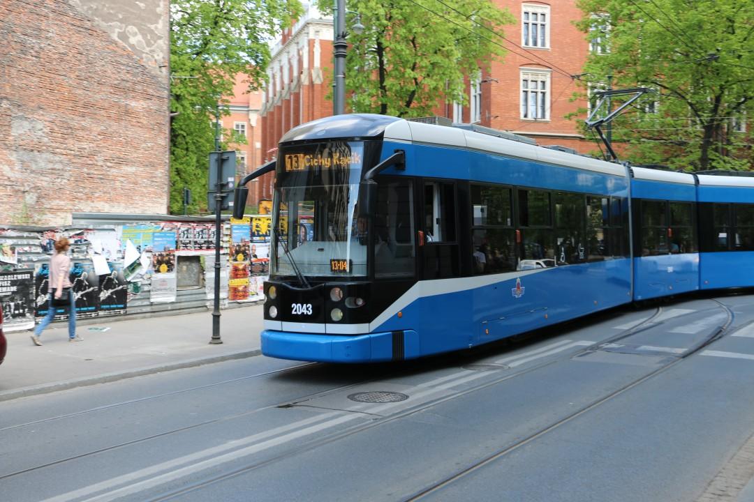 Проезд в общественном транспорте в Польше