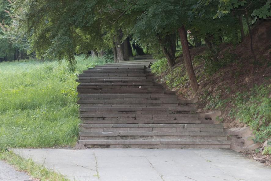 Дорога на Курган Костюшко