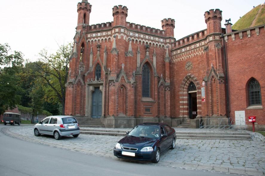 Часовня Св. Брониславы