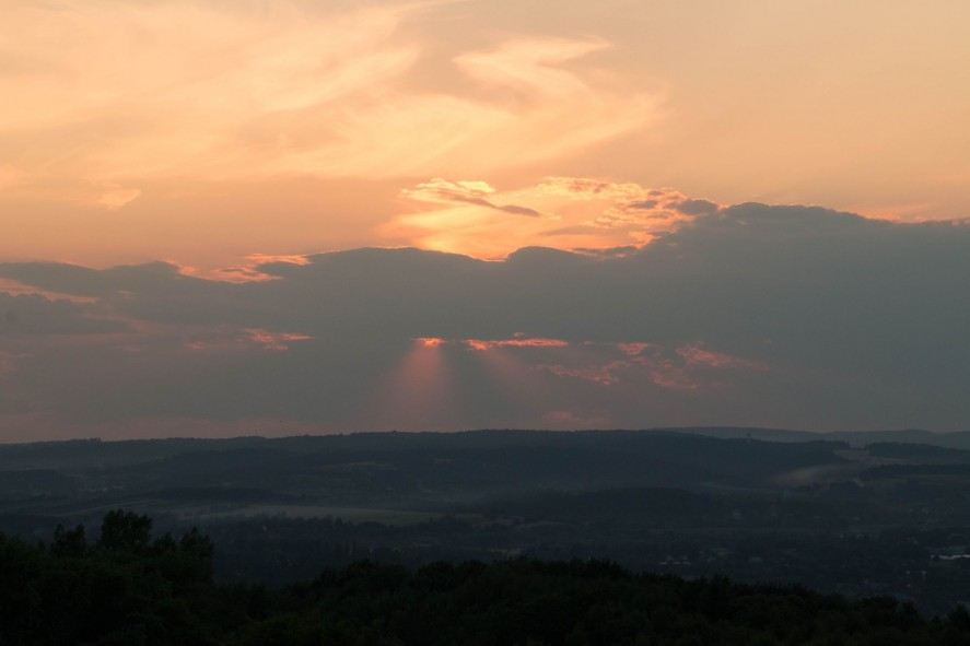 Панорама Кракова