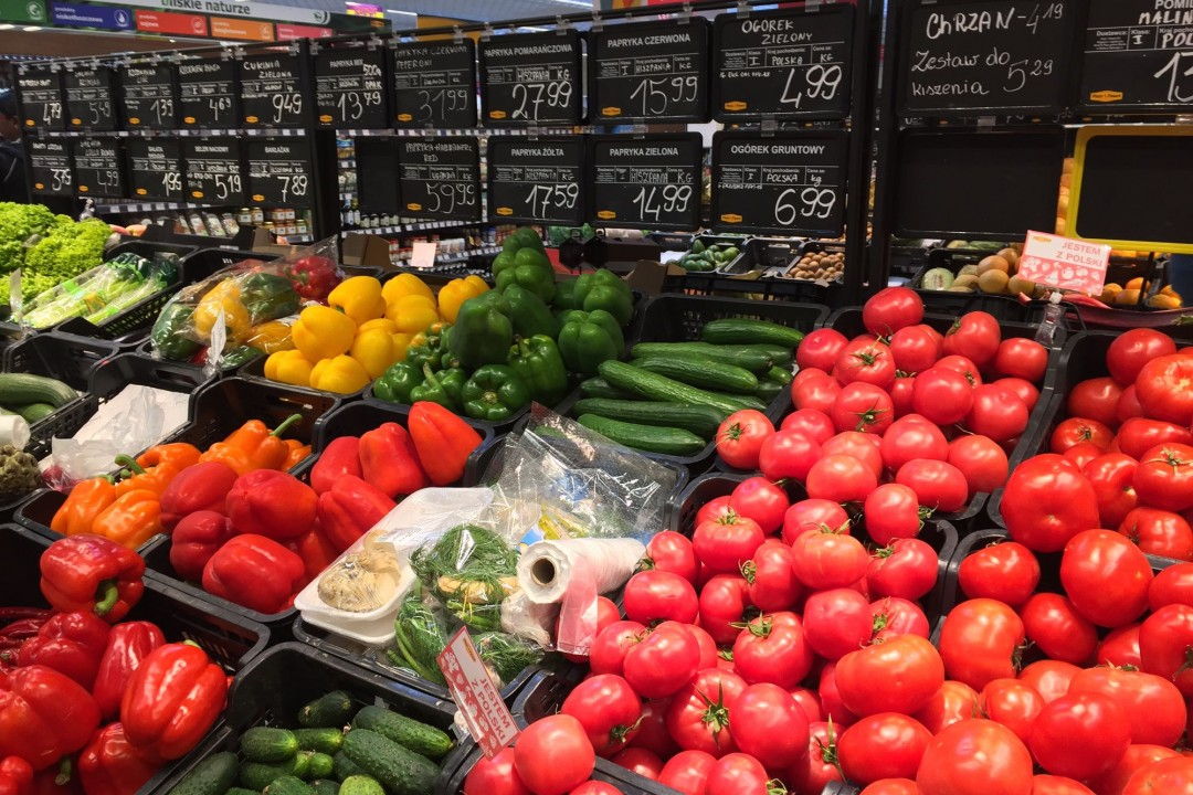 Цены на продукты в Польше или стоит ли бояться европейских ценников