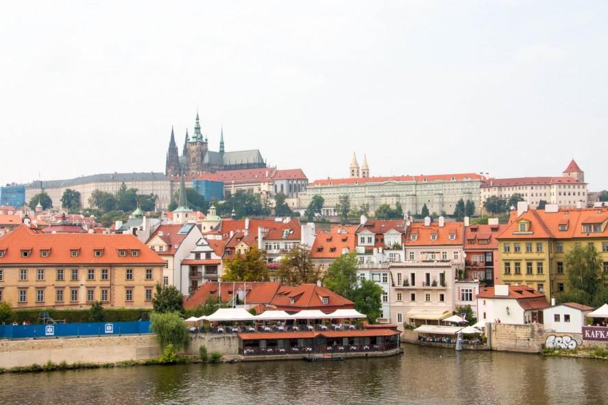 Малая страна. Прага