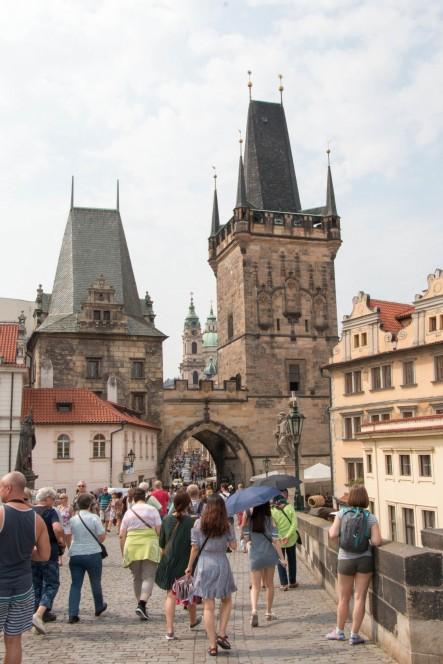 Малая мостовая башня
