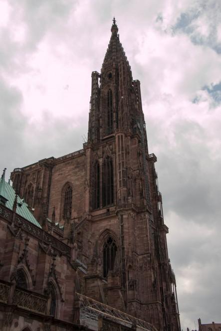 Башня Страсбургского собора