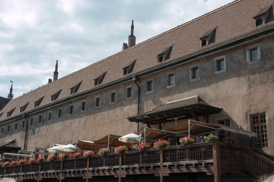 Здание старой таможни в Страсбурге