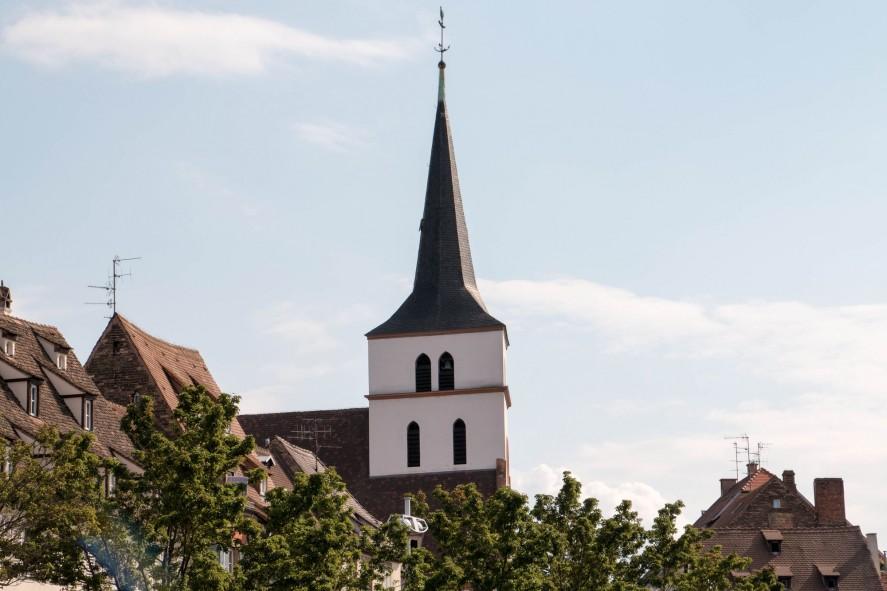 Церковь Сен-Гийом в Страсбурге