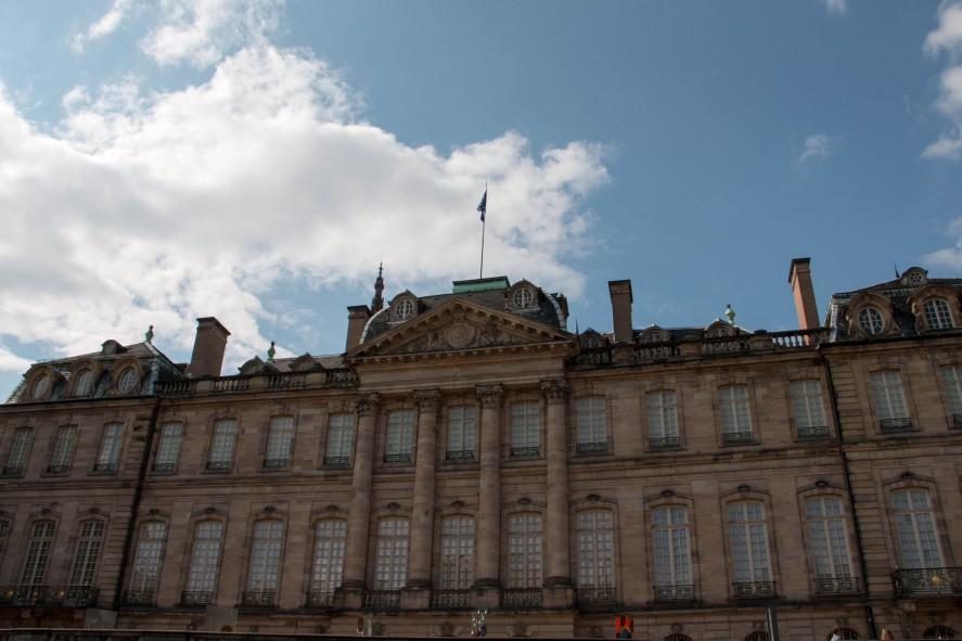Роанский дворец