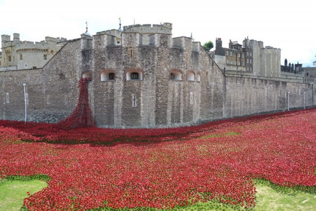 День памяти погибших в Великобритании
