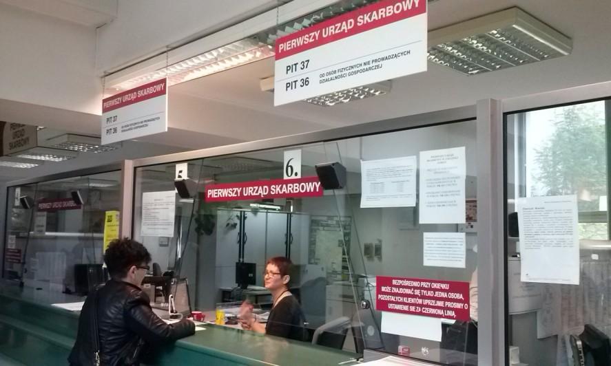 Налоговая инспекция в Польше