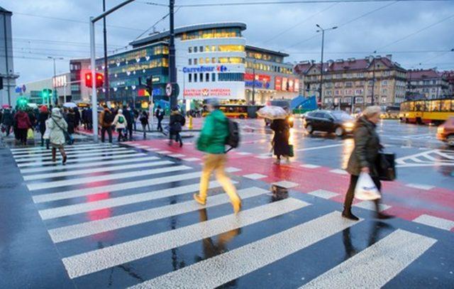 Нарушение ПДД пешеходами
