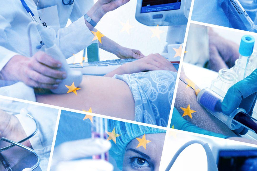 EKUZ — европейская карта медицинского страхования