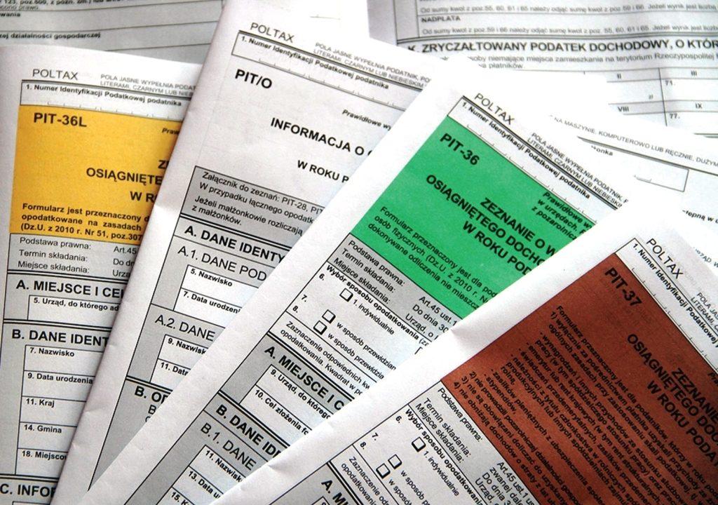 Подача декларации PIT-37 за 2016 год – общий расчет с супругом. Пошаговая инструкция